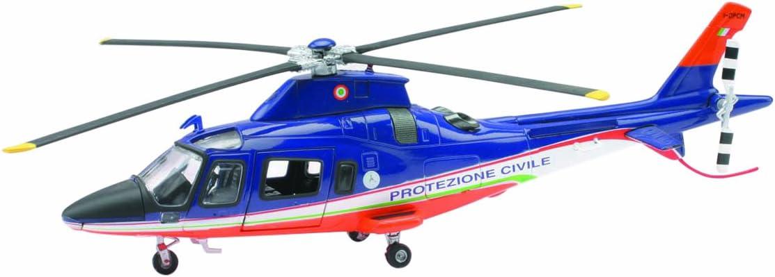 Newray 25543 Sky Pilot Agustawestland Aw109 Haustierschutz Maßstab 1 43 Die Cast Spielzeug
