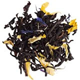 Blueberry Muffin Tea Loose Leaf Flavored Tea with Real Dried Blueberries and Yogurt Pieces - 5 Pounds