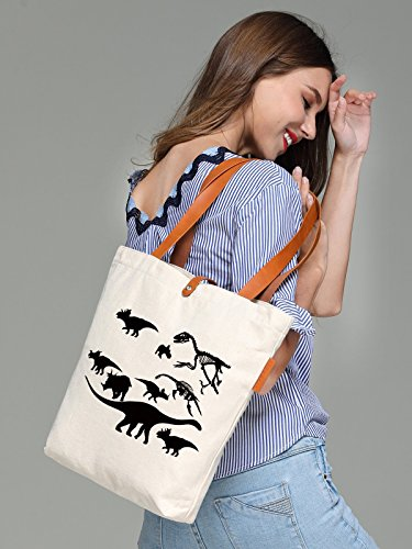So'each Borsa da spiaggia, Natural Color (beige) - HBA-UK-ODJ-12