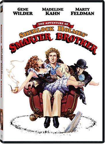 - The Adventure of Sherlock Holmes' Smarter Brother