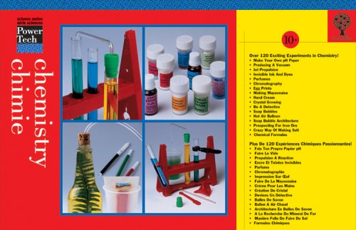 Edu-Toys - Tree of Knowledge Chemistry Science Kit