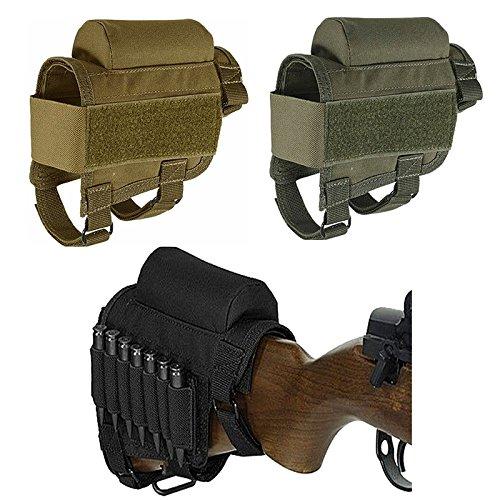 FIRECLUB Rifle Buttstock, Hunting Shooting Tactical Cheek
