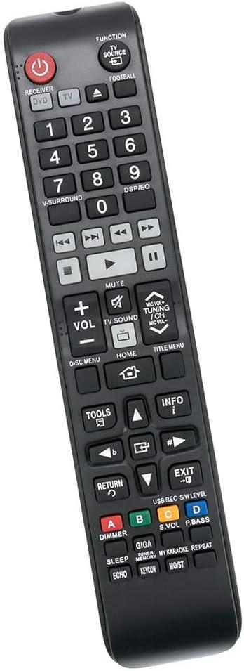 Control remoto AH59-02550A  Samsung HT-F450K  HT-F450RK
