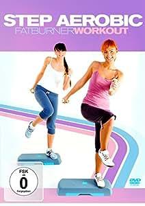 Step Aerobic Fatburner Workout [Reino Unido] [DVD]