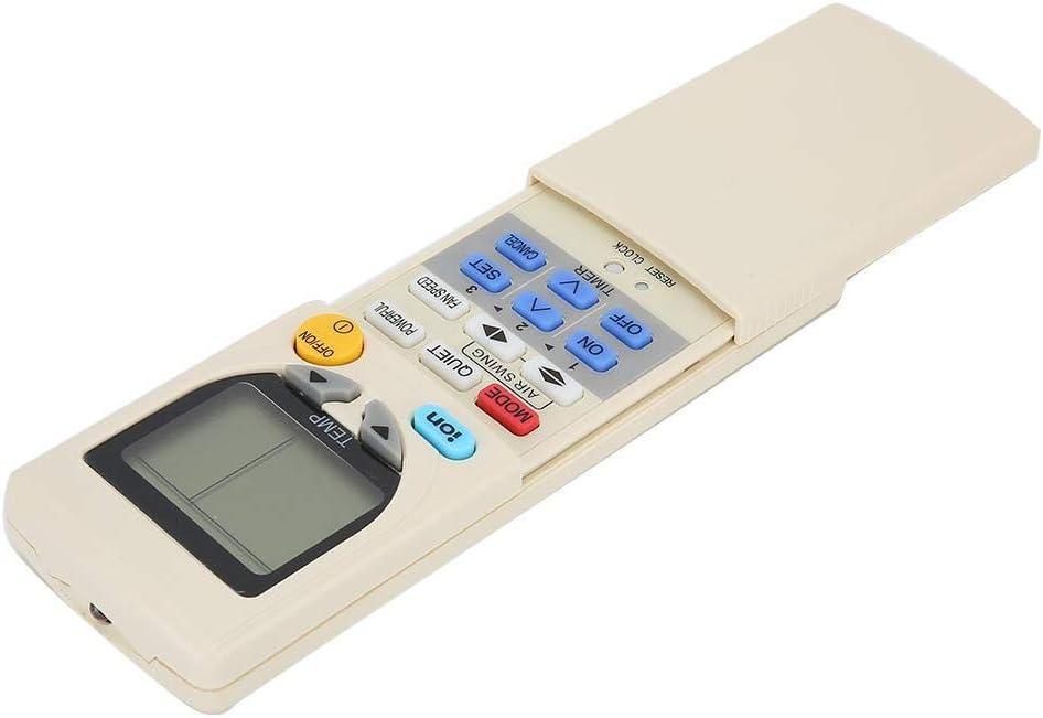 Hopcd T/él/écommande de climatiseur pour A75C2604 T/él/écommande dorigine pour A75C2604 Blanc