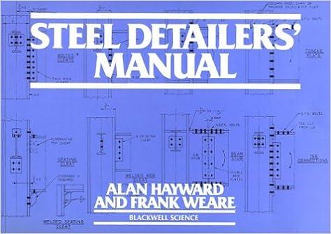Steel Detailers Manual