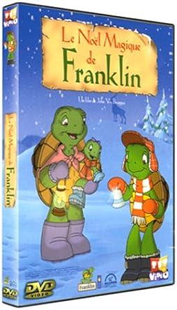 Le Noel Magique De Franklin Franklin : Le Noël magique de Franklin: Amazon.co.uk: DVD & Blu ray