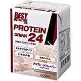 BEST NUTRITION LAB プロテインドリンク24(24本入) (チョコレート)