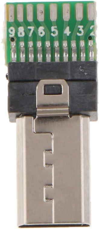 Camera Remote Control Cable Adapter Plug 15Pin for Sony HDR-CX405 220E 230E