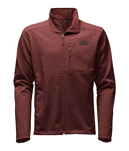 The North Face Men's Apex Bionic 2 Jacket Sequoia Red Heather/Sequoia Red Heather (Prior Season) Small by The North Face