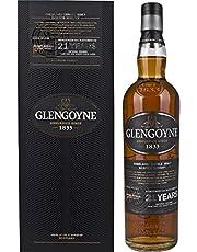 Glengoyne 21 Year Old Single Malt Scotch Whisky, 70 cl