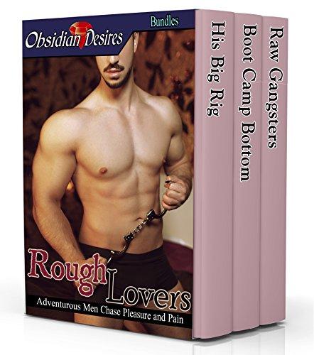 (Rough Lovers Bundle: Hardcore Gay Romps)