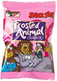 Keebler Frosted Animal Cookie, 2-Ounce Packages (Pack of 96)