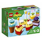 Lego My First Celebration Throw a Legoa Duploa Celebration with Buildable Cakes