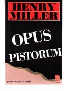 Opus Pistorum par Miller