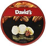 David's Butter Pecan Meltaways 850g Tin