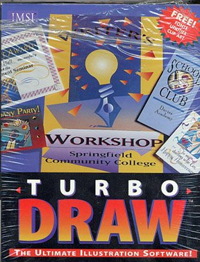 TurboDraw - The Ultimate Illustration Software!