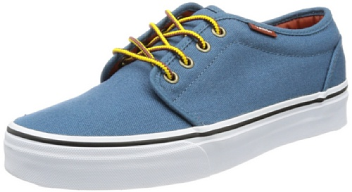 Vulcanized Vans Adulte Ind U Mixte Bleu Baskets earthtone Mode 106 UUwBqxSR