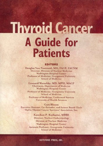 Thyroid Cancer  A Guide For Patients