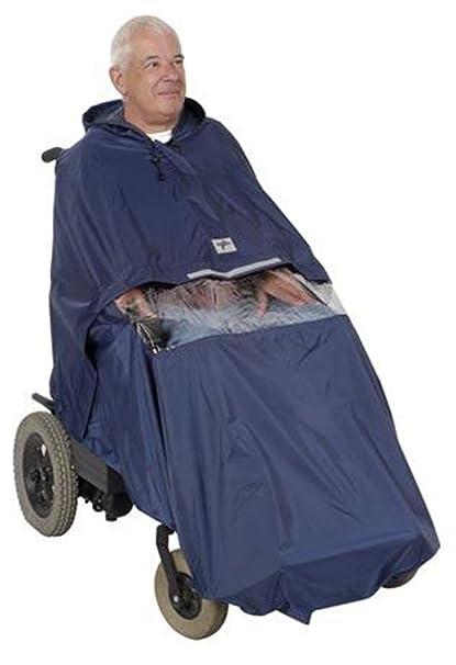 Able Simplantex – Capa impermeable Power para sillas de ruedas eléctricas