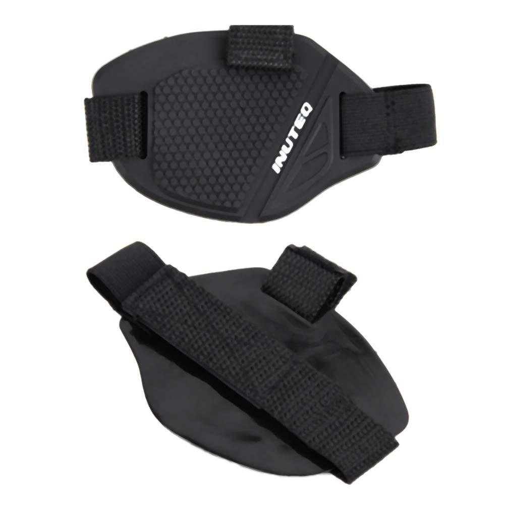 Balight Zapatos de moto Motocicleta protectora Palanca de cambios Botas de zapato Protector Moto Bota Cubierta Protectora Palanca de cambios 1 PCS