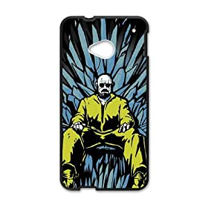 HTC One M7 Cell Phone Case Black Breaking Bad zgoo