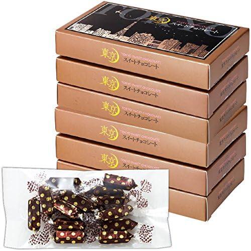 東京 土産 東京 スイートチョコレート 6箱セット (国内旅行 日本 東京 お土産)
