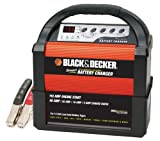 BLACK+DECKER VEC1093DBD Smart Battery 40/20/10/4 Amp Battery Charger
