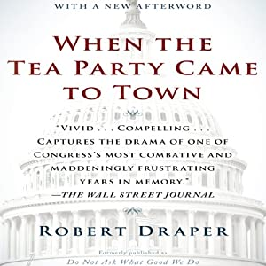 When the Tea Party Came to Town Audiobook