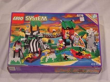 Lego Pirates Enchanted Island 6278
