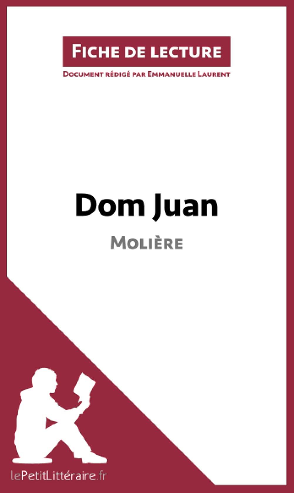 Resume livre dom juan moliere psychology manuscript cover letter