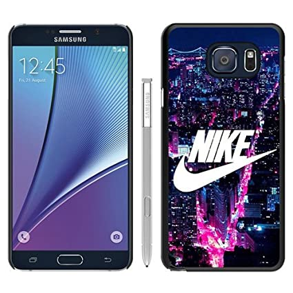 info for bbe1f 0ee40 Newest Samsung Galaxy Note 5 Case ,NIKE Logo New York City Black ...