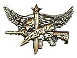 SWAT Senior Operator Pin - Antique Gold