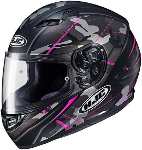 HJC CS-R3 Songtan Adult Full-Face Street Motorcycle Helmet - MC-8SF / Small -