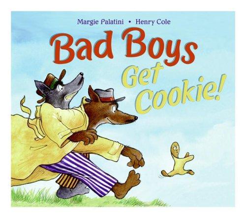 Read Online Bad Boys Get Cookie! PDF