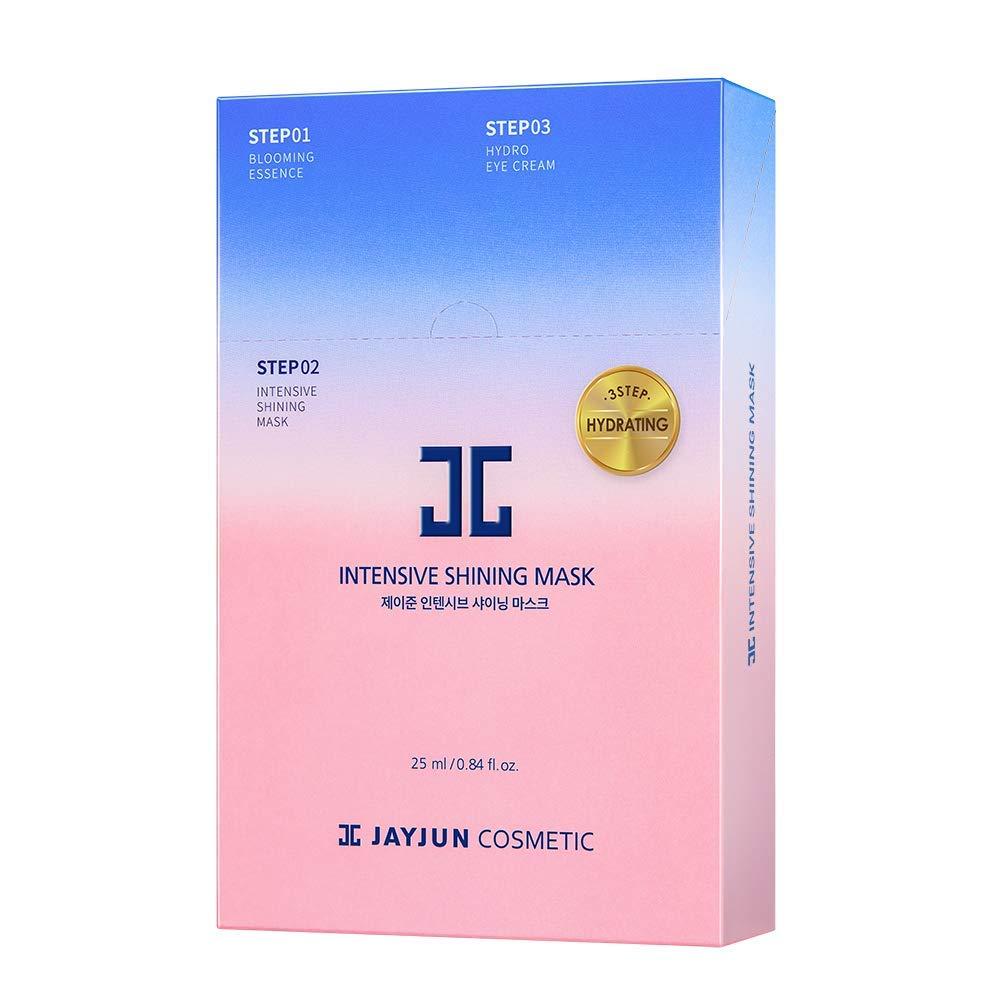 JAYJUN Intensive Shining Mask 25ml / 0.84 fl.oz. Pack of 10