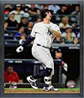 "Greg Bird New York Yankees 2017 ALDS Game 3 Home Run Photo (Size: 12"" x 15"") Framed"