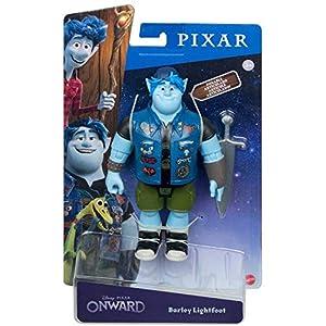 collector Pixars Onward Barley Lightfoot Figure.