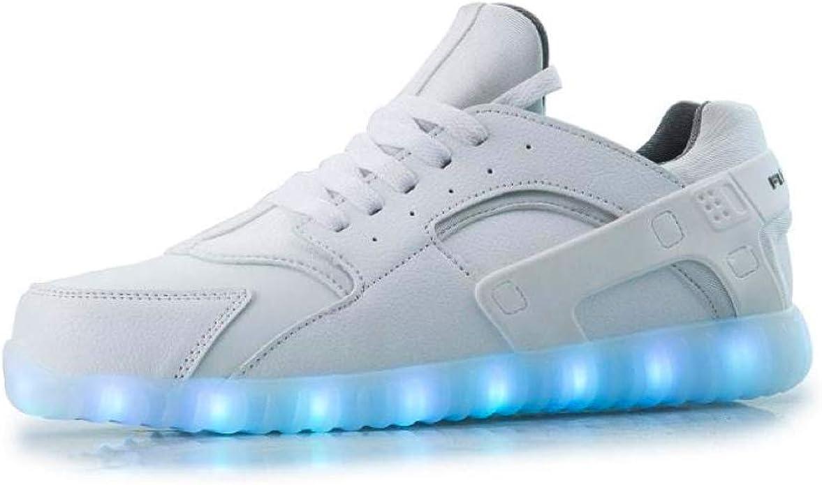 Flashez - Zapatillas LED para Hombre y Mujer, Recargables: Amazon.es: Zapatos y complementos
