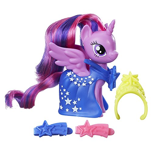 Princess Fashion Set (My Little Pony Runway Fashions Set with Princess Twilight Sparkle)