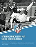 img - for Attacking Principles of Play Soccer Coaching Manual book / textbook / text book