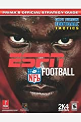 ESPN NFL Football: Prima's Official Strategy Guide Paperback