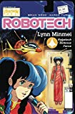 ROBOTECH #2 COVER C ACTION FIGURE VARIANT BY BLAIR SHEDD