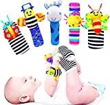 FQDVM Baby Boy Girl Toys Gifts 0-12 Months, Foot