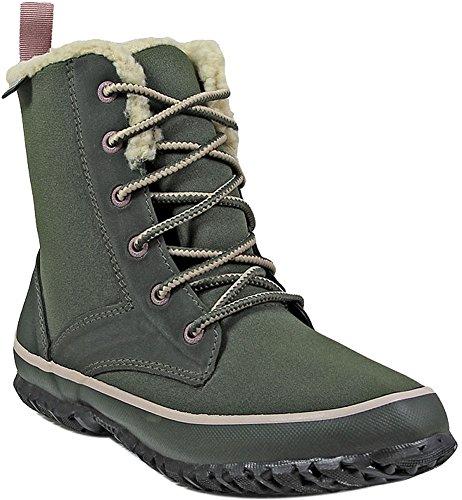 Bogs Womens Skyler Lace Rain Boot Sage Size 6