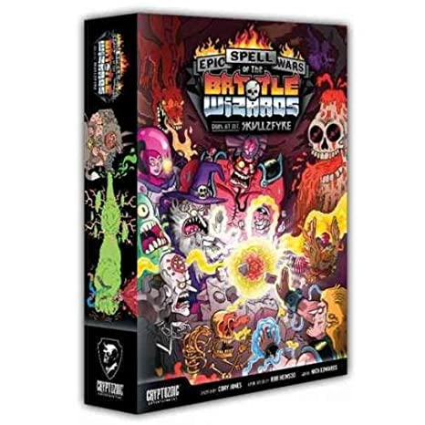 Amazoncom Epic Spell Wars Of The Battle Wizards Duel At Mt