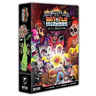 Epic Spell Wars of The Battle Wizards: Duel at Mt. Skullzfyre by Cards (161768029X) | Amazon Products