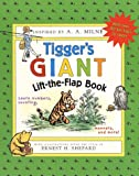 Tigger's Giant Lift-the-Flap Book, A. A. Milne, 0525463992