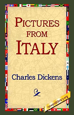 book cover of Pictures from Italy