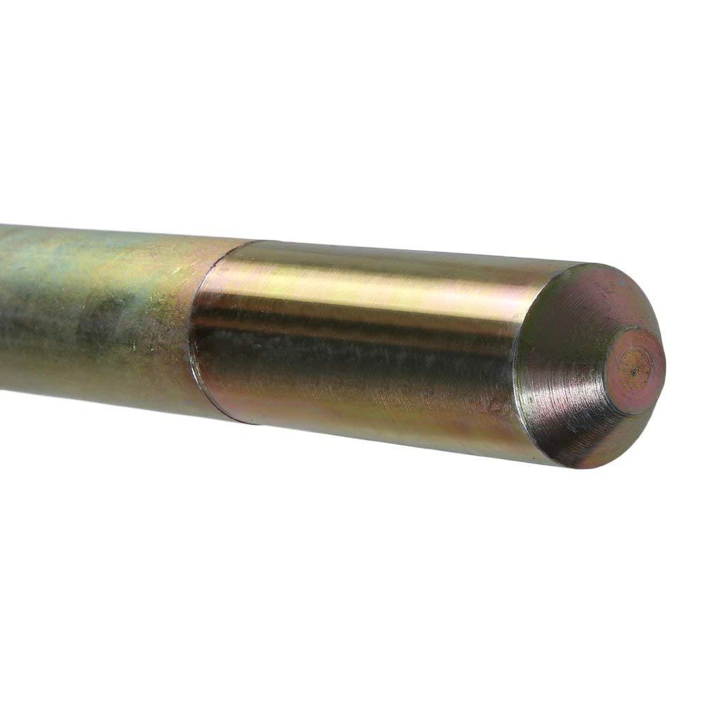 1300W Betonr/üttler R/üttelflasche Flaschenr/üttler Beton Handr/üttler Betonverdichter /Ø35MM 4000 U//min tragbarer elektrischer Concrete Vibrator 2M r/üttelflasche beton mit 2M Rohr 1300W-1,5m, Gelb